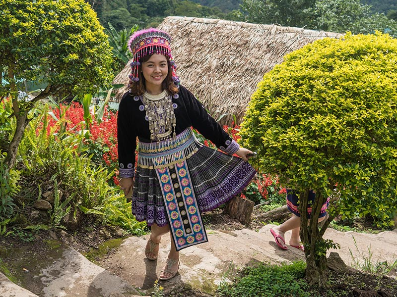 Thailand's hill tribe story