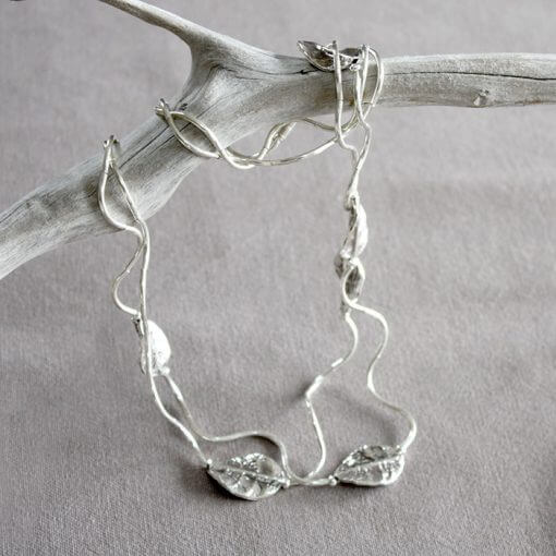 Handmade Silver Necklaces part of our handmade silver jewellery range